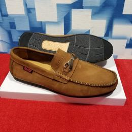BOSS STYLISH MEN'S LOAFERS|(AVAILABLE IN ALL SIZES) 247 HI