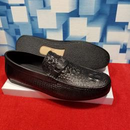 LOUIS VUITTON DESIGNER HIGH STYLED MEN'S SHOE(AVAILABLE IN ALL SIZES) 241 HI