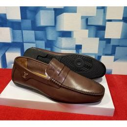 LOUIS VUITTON MEN'S SHOE|BROWN (AVAILABLE IN ALL SIZES) 252 HI