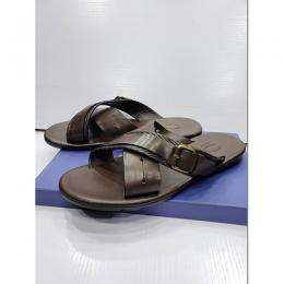 LUXURY CROSS FLIP FLOPS FOR MEN (PAM)| (AVAILABLE IN ALL SIZES)
