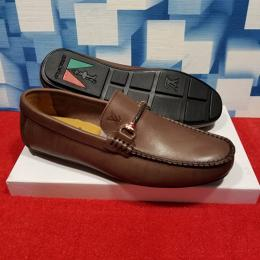 LOUIS VUITTON MEN'S CASUAL LOAFERS (AVAILABLE IN ALL SIZES) 239 HI