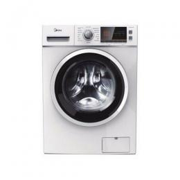 Midea MFC80-DS1401 WD 8kg Front Load Washing Machine (Crown Series) - Silver