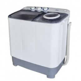 Midea Twin Tub Semi Automatic Washing Machine 8KG - MTE80-P502S