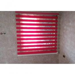 CLASSY DAY AND NIGHT WINDOW BLIND RED 048 .mini (W3ft x L4ft) large (W7ft x L5ft) medium (W5ft x L5ft)