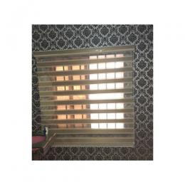 CLASSY DAY AND NIGHT WINDOW BLINDS 073 ...mini (W3ft x L4ft) large (W7ft x L5ft) medium (W5ft x L5ft)