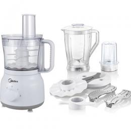 Midea Food Processor MJ-60FM01B1-WHITE 2 Liters