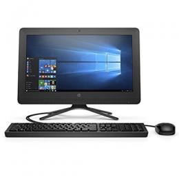 "HP 20 All In One Desktop Intel Dual Core | 1TB | 4GB | Free Dos | 20"" Monitor (LC)"