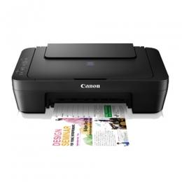 Canon Pixma E414 Inkjet Photo Printer (All-In-One) Print, Scan & Copy (LC)