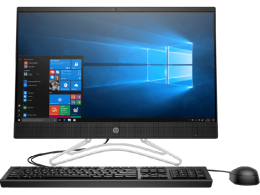 HP 200 G3 All-in-One PC |Core-i3-8130U|4GB DDR4 RAM|1TB HDD|DOS|(LC)