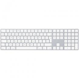 Apple Magic Keyboard with Numeric Keypad - British English - Silver