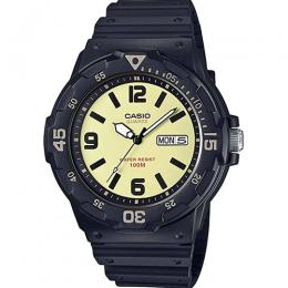 Casio MRW200H-5BV Men's Analog Quartz Sports Watch