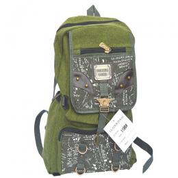 multipurpose Backpack grass green