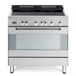 ELBA 94E4 949 4 ZONE INDUCTION BURNER WITH ELECTRIC OVEN COOKER