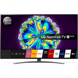 LG 55 inch NANO86 VNA Series NanoCell TV W/ AI ThinkQ