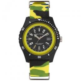 NAUTICA NAPSRF007 MEN'S SURFSIDE RESIN MULTICOLOR SILICONE WATCH