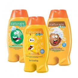 Avon Naturals Kids Shampoo & Conditioner
