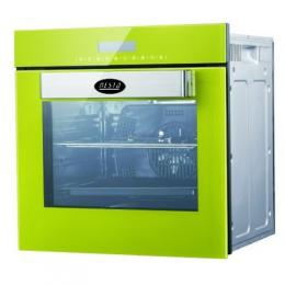 Nesta F160 Built -in Oven - Lemon Green