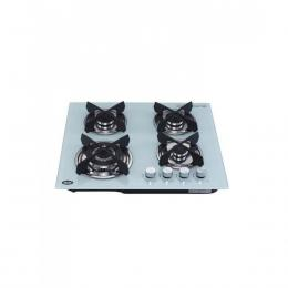 Nesta Glass Gas Hob QB4095T - White
