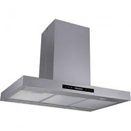 Nesta Stainless Steel Digital Island Cooker Hood H405