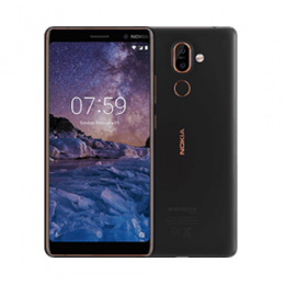 Nokia 7 Plus|TA-1046 DS BLACK,WHITE