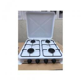 Nulek 4-Burner Manual Ignition Table Top Gas Cooker