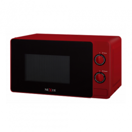 NX-804 20L NEXUS MICROWAVE WITH GRILL RED