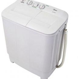 Midea MTM100-P1103Q 10Kg Twin Tub Semi-Automatic Washing Machine