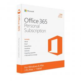 Microsoft Office 365 Personal English Subscr 1YR Africa Only