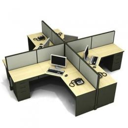 Office Workstation Classic(1.2 metre)