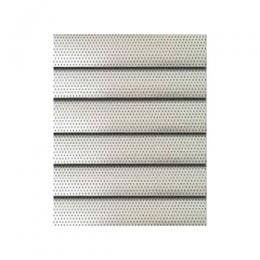 HIGH QUALITY Perforated Venetian Window Blinds - SIlver 095 large (W=7ft * L=5ft) Large Medium (W=4Ft * L=4Ft) medium (W=5ft * L=5ft)