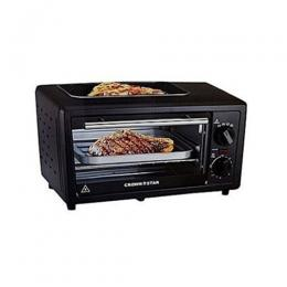 Kinelco Electric Oven With Top Grill - 12L