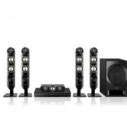 Panasonic XH333 DVD Home Theatre, 4 Small speaker, 1000w