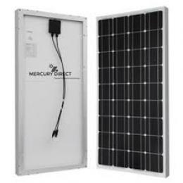 MERCURY MC 290M|290W|Mono Crystaline Solar Panel(Max 4350W)