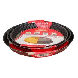 Tefal 3Sets Of Non Stick Pastry Pan