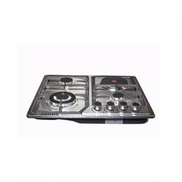 Phiima Built in 3x1 stainless gas hob
