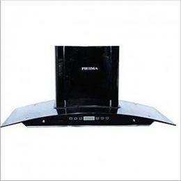 Phiima Wall Mounted Charcoal Filter Range Hood with Remote
