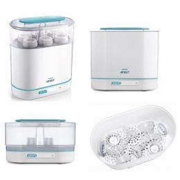 Philips Avent 3-in-1 electric steam sterilizer SCF285/01(DT)