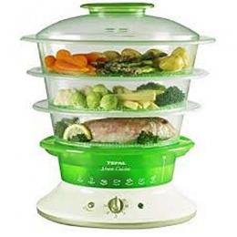 Tefal Vitamin Plus 3 Tier Steamer