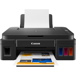 Canon Pixma G2411 All-in-one Printer - Print, Scan & Copy - Black - deluxe.com.ng