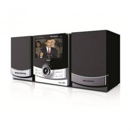 "Polystar S-760TV Combo DVD Set with 7"" Screen+tv"