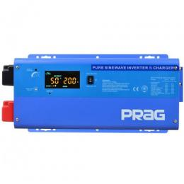Prag 4KVA-24V PURE SINE WAVE INVERTER|WALL MOUNT-H
