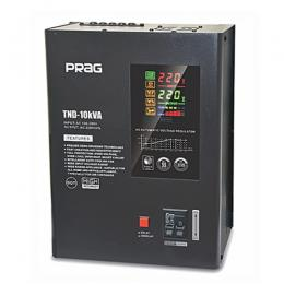Prag 10KVA Servo Voltage Stabilizer - Wall - Input Voltage (130V-250V)
