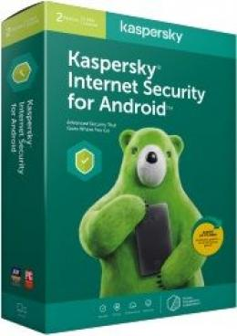 Kaspersky Internet Security for Android Africa Edition. 1-Mobile device 2 year Base Download Pack - deluxe.com.ng