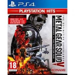 Metal Gear Solid V: The Definitive Experience - PlayStation Hits (DW)