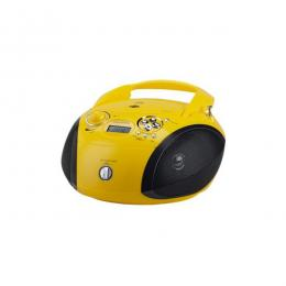 Grundig Portable Radio RCD 1445 USB Yellow Summer/ Black