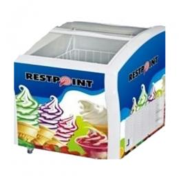Restpoint Ice Cream Showcase Cooler -RP-150SDC