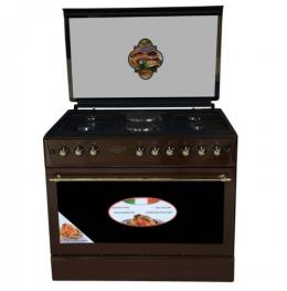 Royal Luxury Gas Cooker | RPG6942DW