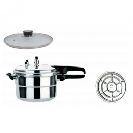 S-712(6) 11 LTR UNFIXED HANDLE PRESSURE COOKER