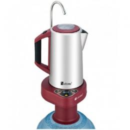 SAISHO ELECTRIC KETTLE WITH BUILT IN PUMP S-515