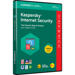 KASPERSKY INTERNET SECURITY MD 2 2018(1+1 FREE)